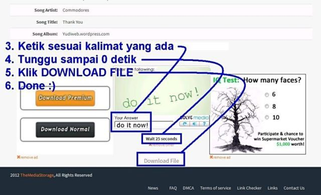 cara download the media storage 3