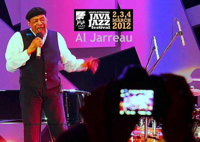 Java Jazz 2012 Al Jarreau