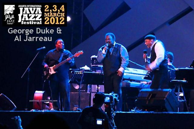 Java Jazz 2012 - GEORGE DUKE - BORN TO LOVE YOU