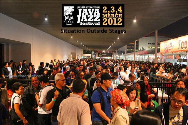 Java Jazz 2012 situation