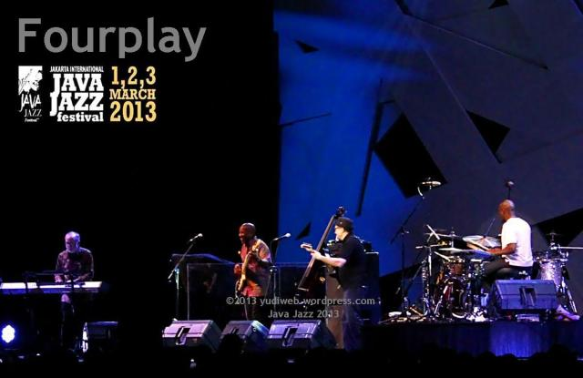 Java Jazz 2013 Fourplay