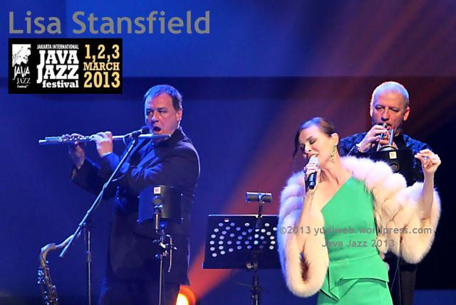 Java Jazz 2013 Lisa Stansfield