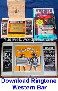 Casio-Western Bar