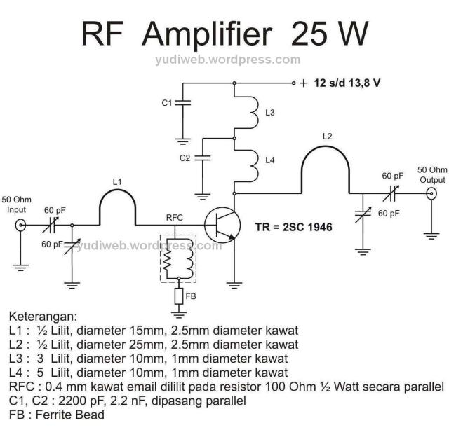 rf-amplifier-25-watt