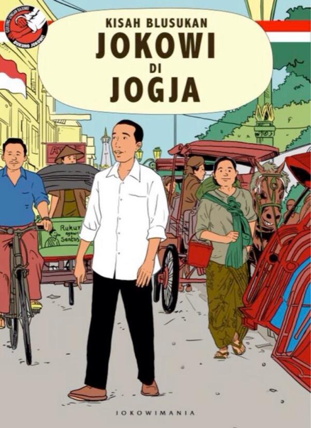 Jokowi di Jogja