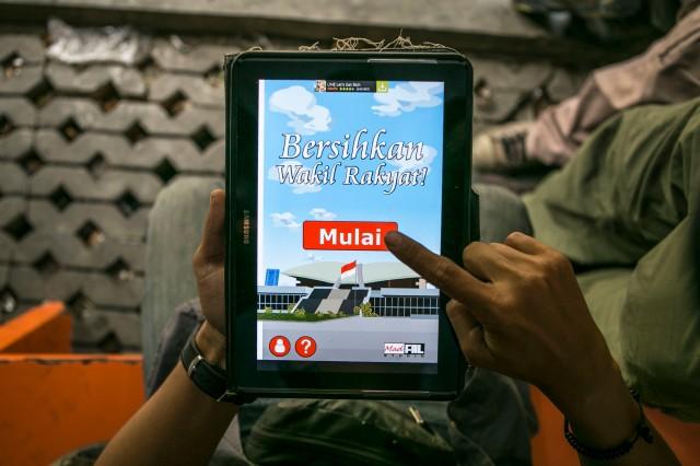Permainan Bersihkan Wakil Rakyat6