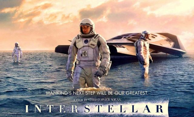 interstellar movie 2014