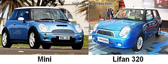 Mini v Lifan 320