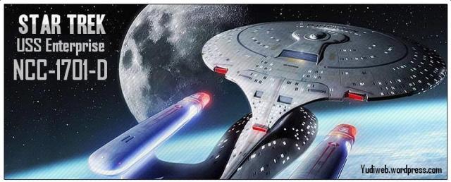 startrek USS enterprise NCC1701D top header
