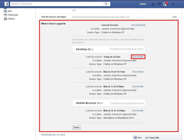 cek facebook di hack 05
