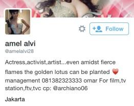 Amel Alvi Amelia Alviana 14
