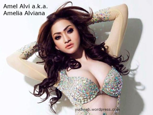 Amel Alvi Amelia Alviana 17