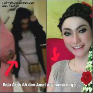 Amel Alvi Amelia Alviana 3
