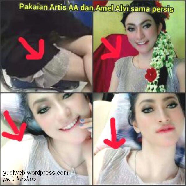 Amel Alvi Amelia Alviana 5