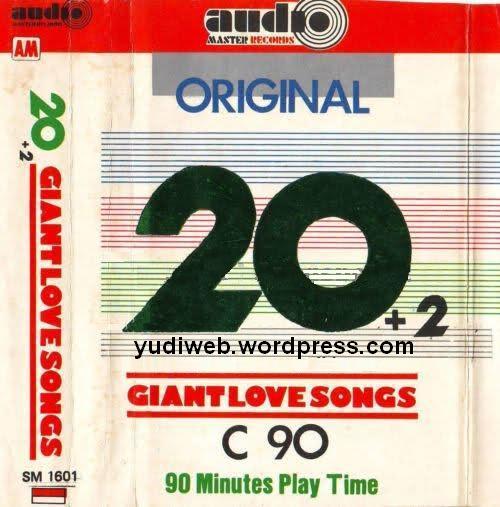 Cassette Album: 20+2 GIANT LOVE SONGS (FREE DOWNLOAD