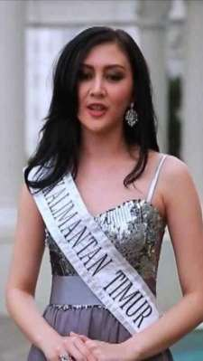 Puty Revita, Finalis Miss Indonesia 2014