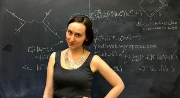 Sabrina Gonzalez sepintar Einstein 01