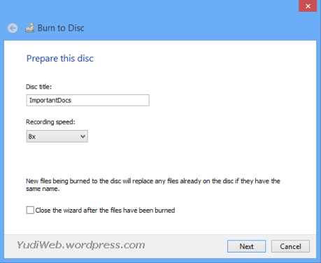 burn cd win8 02