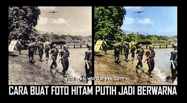 foto langka zaman penjajahan di indonesia. Potret tentara Belanda saat menjalankan Agresi Militer Belanda I pada 21 Juli 1947.